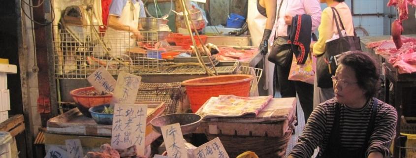 China, mercado